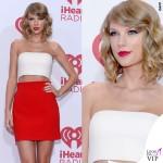 Taylor Swift top gonna Calvin Klein sandali Christian Louboutin 2