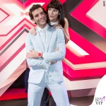 X-Factor Mika abito Walter Van Beirendonck scarpe Louboutin Victoria Cabello