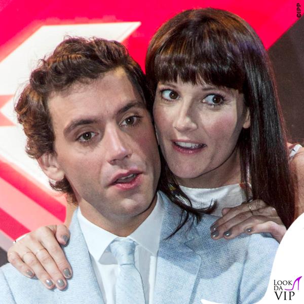 X-Factor Mika abito Walter Van Beirendonck scarpe Louboutin Victoria Cabello 3