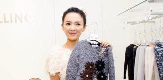 Zhang Ziyi abito I Pinco Pallino 3