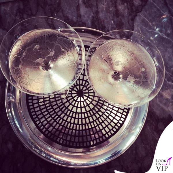 coppe champagne Jane McAdam Freud Kate Moss