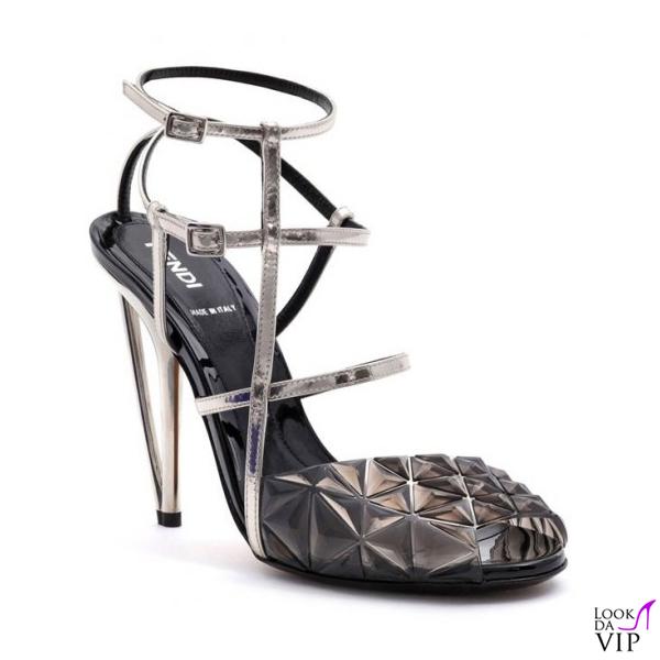 scarpe Fendi Iridia