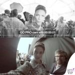 sfilata Ermanno Scervino MFW Anja Leuenberg Go Pro 8