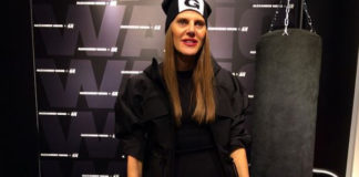 Anna Dello Russo total look H&M Alexander Wang 4