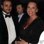 Barbara De Rossi abito Gai Mattiolo scarpe Loriblu Gennaro Marchese abito American Apparel scarpe Loriblu 11