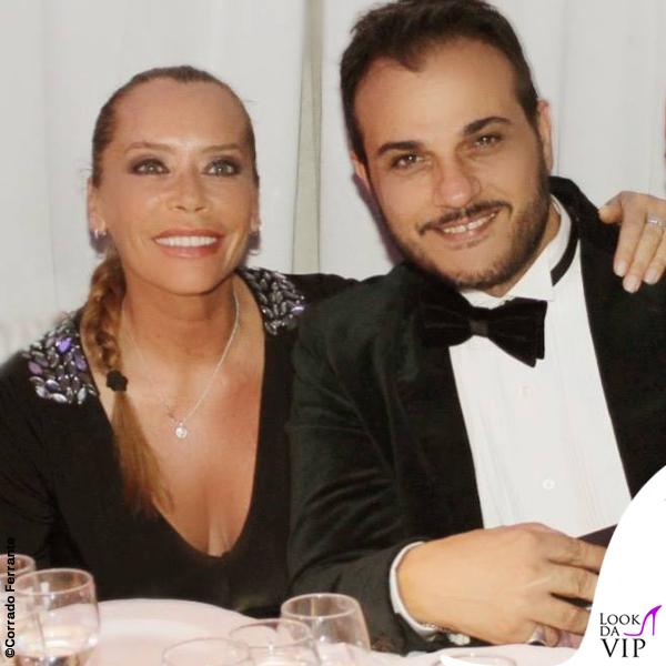 Barbara De Rossi abito Gai Mattiolo scarpe Loriblu Gennaro Marchese abito American Apparel scarpe Loriblu 2