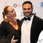 Barbara De Rossi abito Gai Mattiolo scarpe Loriblu Gennaro Marchese abito American Apparel scarpe Loriblu 4