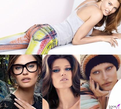 Bianca Balti OVS D&G H&M Missoni