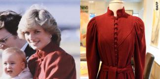Diana Spencer abito premaman Caroline Charles