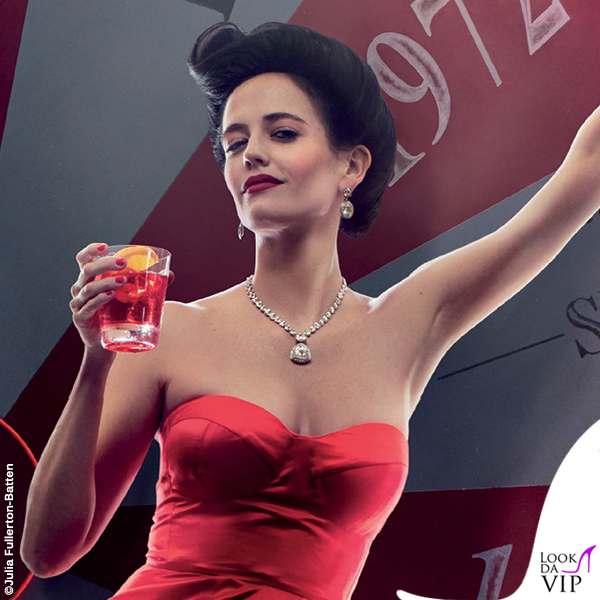 D Anna Gioielli Calendario.Eva Green Calendario Campari 2015 Mithology Mixology Cover