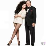 Lady Gaga Tony Bennett H&M 5