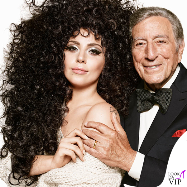 Lady Gaga Tony Bennett H&M