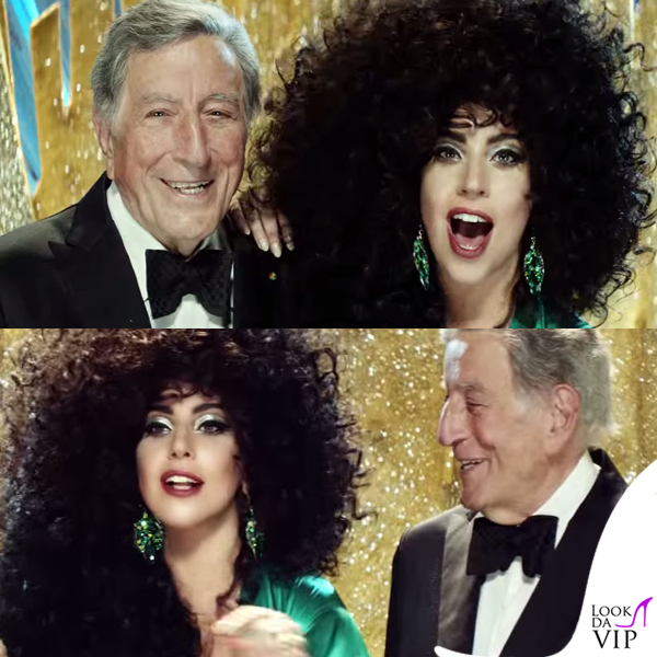 Lady Gaga Tony Bennett It Don't Mean a Thing H&M 4