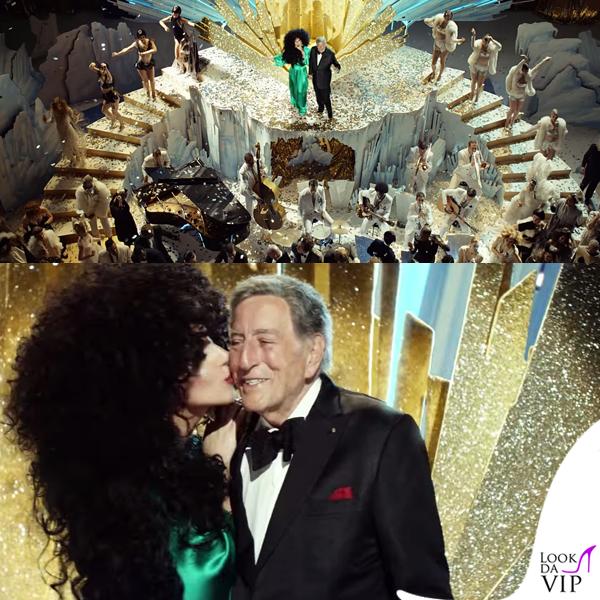 Lady Gaga Tony Bennett It Don't Mean a Thing H&M 5