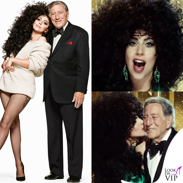 Lady Gaga Tony Bennett It Don't Mean a Thing H&M Natale2014