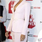 Rihanna It's Not Over premiere tailleur scarpe Altuzarra 2