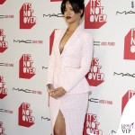 Rihanna It's Not Over premiere tailleur scarpe Altuzarra 7