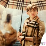 Romeo Beckham Burberry From London with love 2