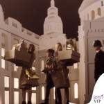 Romeo Beckham Burberry From London with love 5