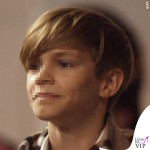 Romeo Beckham Burberry From London with love 7