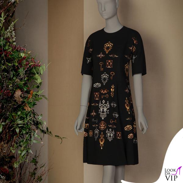 abito Dolce&Gabbana chiavi