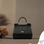 borsa Dolce&Gabbana Mini Sicily Dauphine