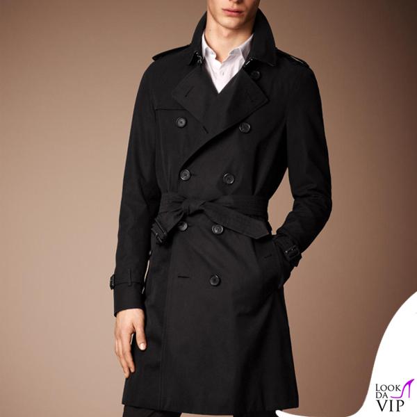 cappotto Burberry Sandringham