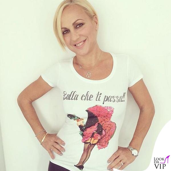 Alessandra Celentano tshirt Tip&Top 2