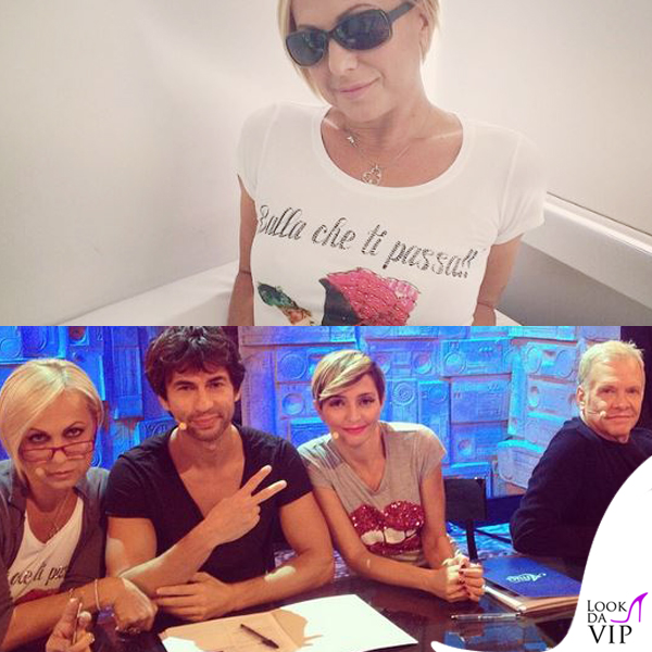Alessandra Celentano tshirt Tip&Top