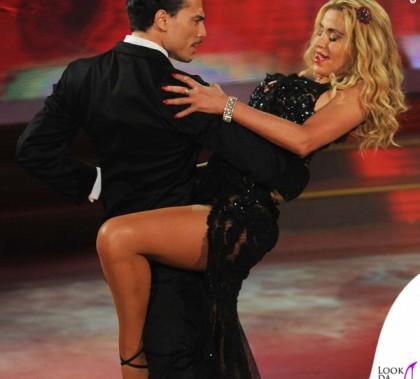 Ballando con le stelle Valeria Marini abito Seduzioni Pablo Mojano 3