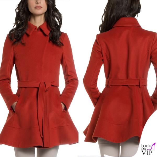 buy online 25488 5dd99 Cappotto Patrizia Pepe - Look da Vip