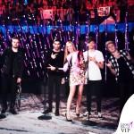 Federica Panicucci abito Fausto Puglisi One Direction 2