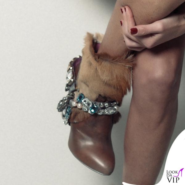 Federica Torti pelliccia Mia Bag scarpe Cori Amenta 3