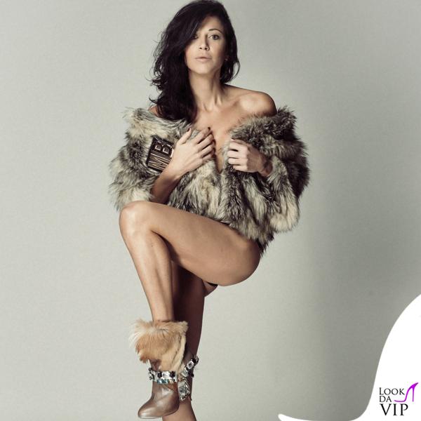 Federica Torti pelliccia Mia Bag scarpe Cori Amenta 5
