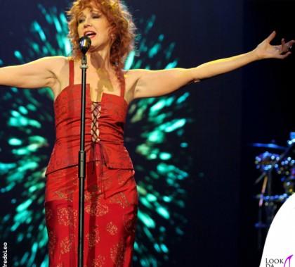 Fiorella Mannoia Live Tour abito Antonio Grimaldi 2000 2