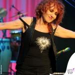 Fiorella Mannoia Live Tour tshirt Antonio Grimaldi 2010 2