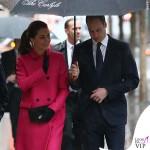 Kate Middleton New York 9_11 Memorial cappotto Mulberry fucsia 4