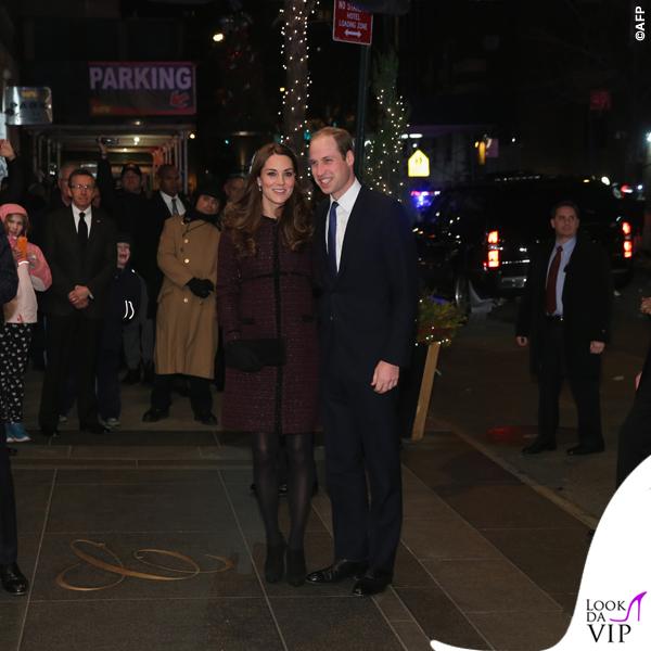 Kate Middleton New York cappotto Seraphine Marina pre maman 5