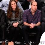 Kate Middleton New York cappottoTory Burch Bettina grigio 4