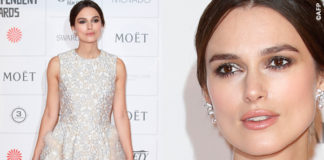 Keira Knightley British Independent Film Awards abito Simone Rocha scarpe Manolo Blahnik 8