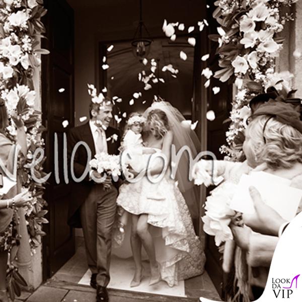 Matrimonio Alessia Marcuzzi Paolo Calabresi Marconi Londra abito Gianbattista Valli scarpe Jimmy Choo 3