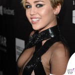 Miley Cyrus amfAR Inspiration Gala Hollywood abito Tom Ford