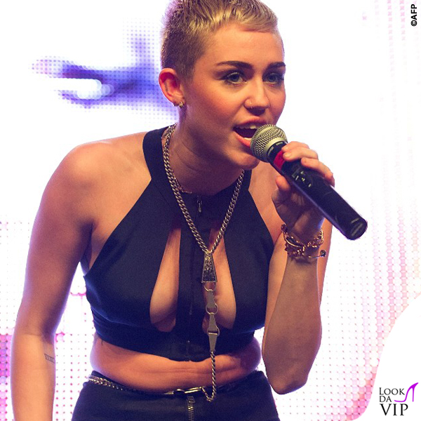 Miley Cyrus concerto
