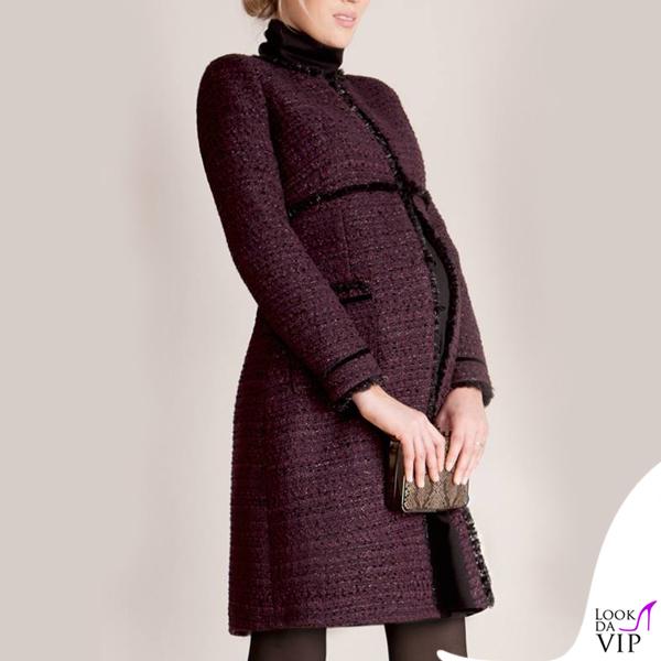 cappotto Seraphine Marina pre maman