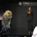 Cara Delevingne testimonial Tag Heuer cronografo TAG Heuer Formula 1 Lady Steel&Ceramic&Diamond 6