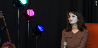 Carmen Consoli L'abitudine di tornare maglia gonna Annarita N 10