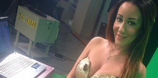 Emanuela Iaquinta Calcissimo tv 2