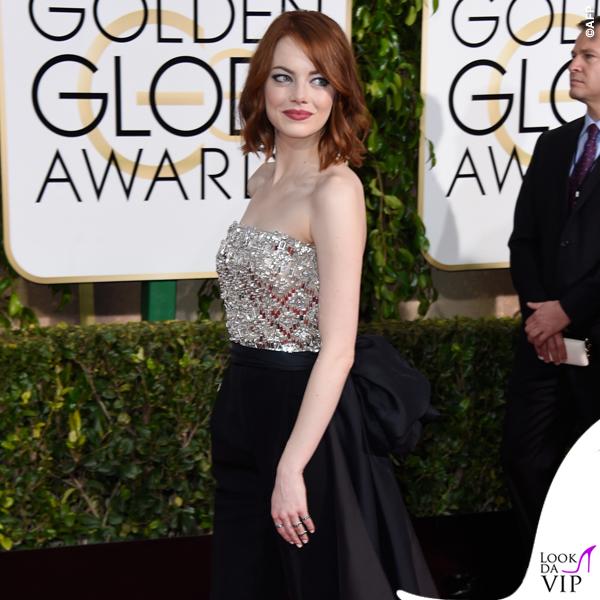 Golden Globe 2015 Emma Stone jampsuit Lanvin 4