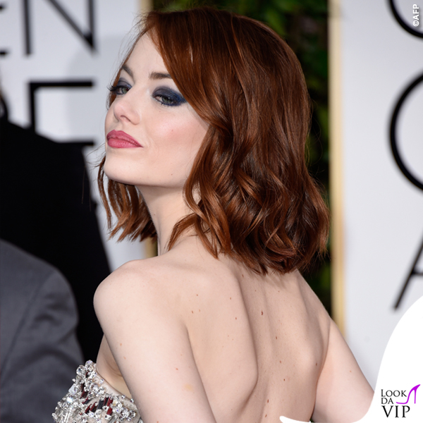 Golden Globe 2015 Emma Stone jampsuit Lanvin