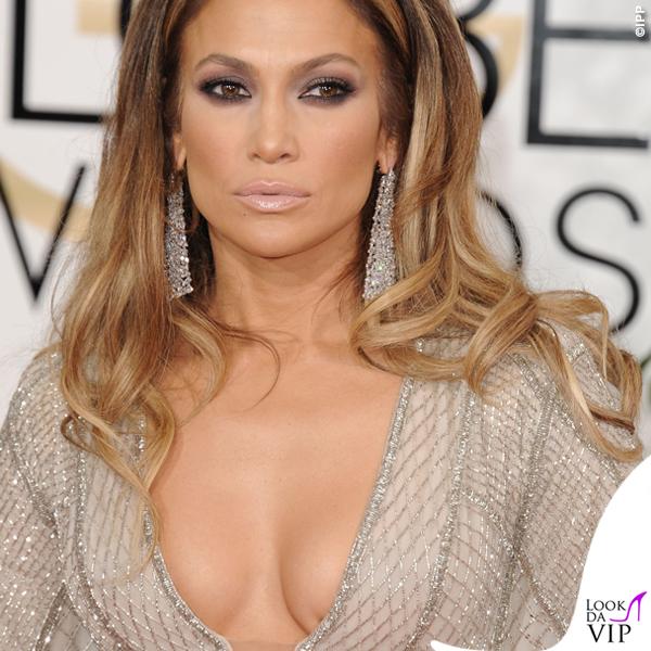 Golden Globe 2015 Jennifer Lopez abito Zuhair Murad 3